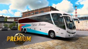 EXPRESSO FLORIANO 033 - SKIN ETS2